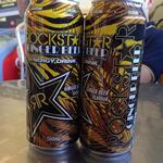 Rockstar Ginger beer(ジンジャービア)発売