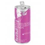 ピンクの桜フレーバー、レッドブルスプリングエディション発売決定