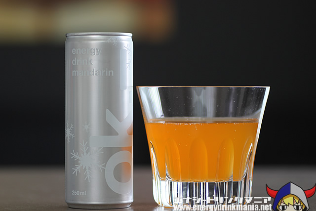 ok energy drink mandarin