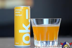 ok energy drink mango