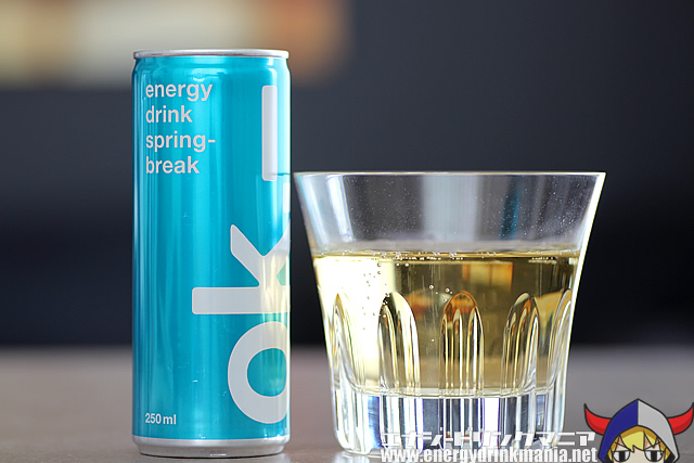 ok energy drink spring-break