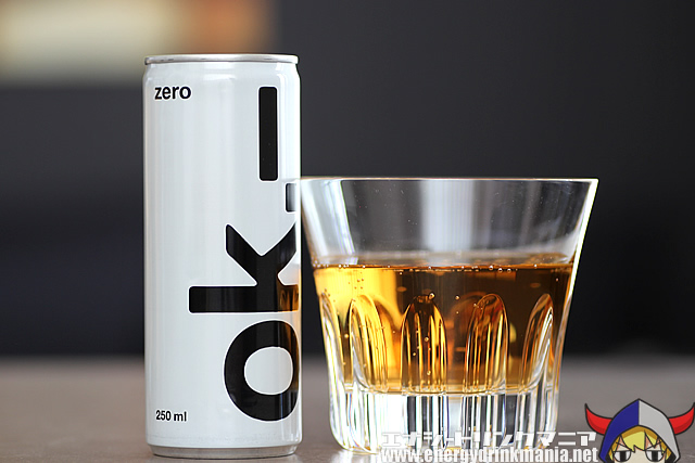 ok energy drink zero