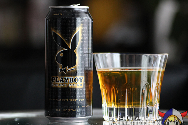 PLAYBOY ENERGY DRINK(アメリカ)