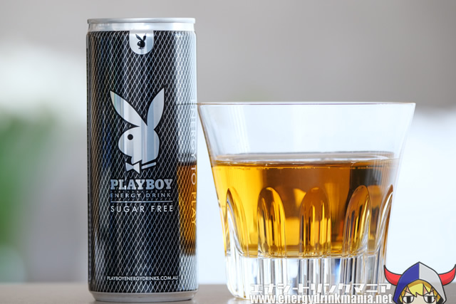 PLAYBOY ENERGY DRINK SUGAR FREE(オーストラリア)