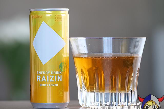 RAIZIN HONEY LEMON(ハニーレモン)