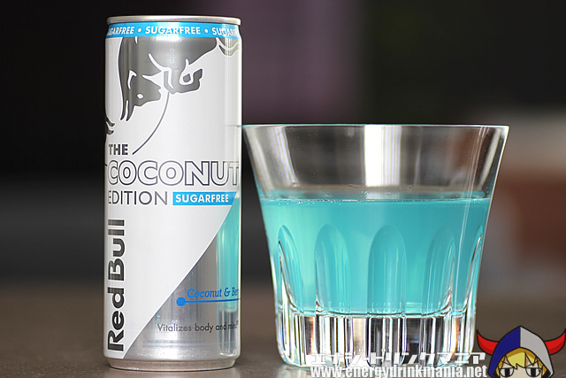 Red Bull COCONUT EDITION SUGARFREE