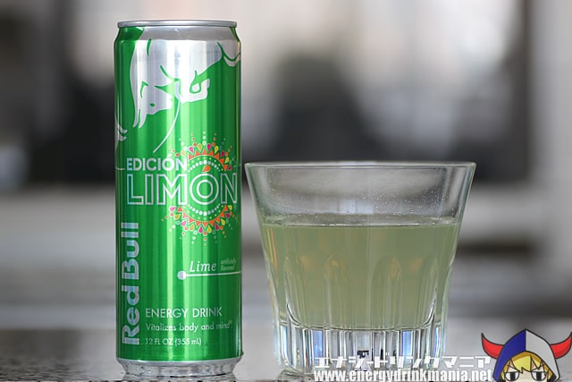 Red Bull EDIĆION LIMÓN