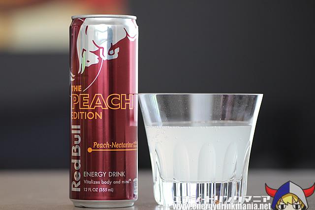 Red Bull PEACH EDITION
