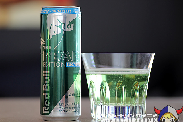 Red Bull PEAR EDITION SUGARFREE