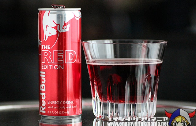 Red Bull Red Edition