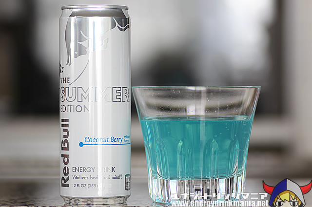 Red Bull SUMMER EDITION 2018 Coconut Berry