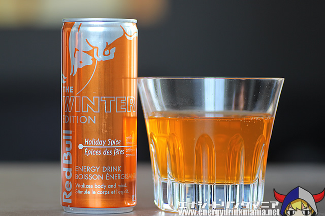 Red Bull WINTER EDITION 2019 Holiday Spice