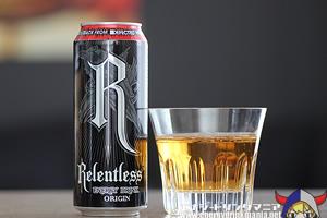Relentless ENERGY DRINK ORIGIN