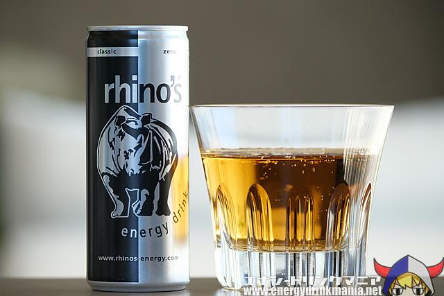 rhino's energy drink zero