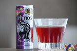 rhino's natural energy & fruit 27% Cranberry