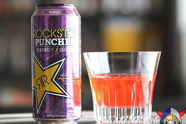 ROCKSTAR PUNCHED TROPICAL GUAVA