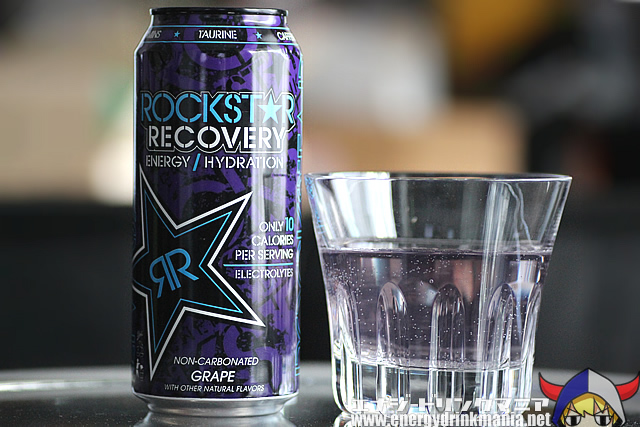ROCKSTAR Recovery Grape