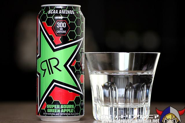 ROCKSTAR XDURANCE SUPER SOURS GREEN APPLE
