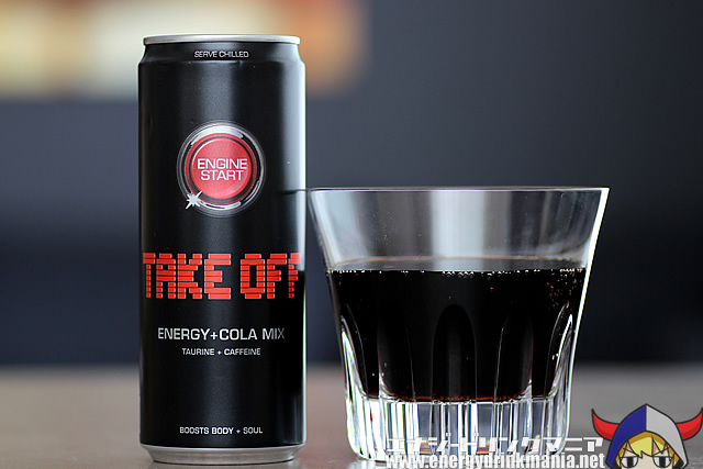 TAKE OFF ENERGY COLA MIX