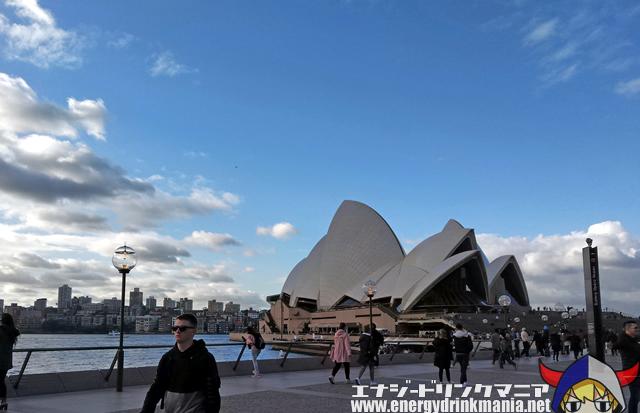 シドニー(オーストラリア) エナジードリンクの旅2019