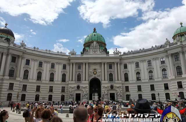 ウィーン(オーストリア) エナジードリンクの旅2019