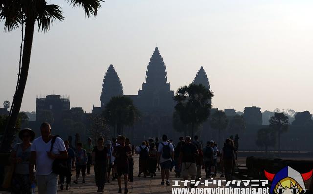シェムリアップ(カンボジア) エナジードリンクの旅2020