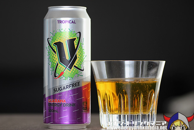 V ENERGY TROPICAL SUGARFREE