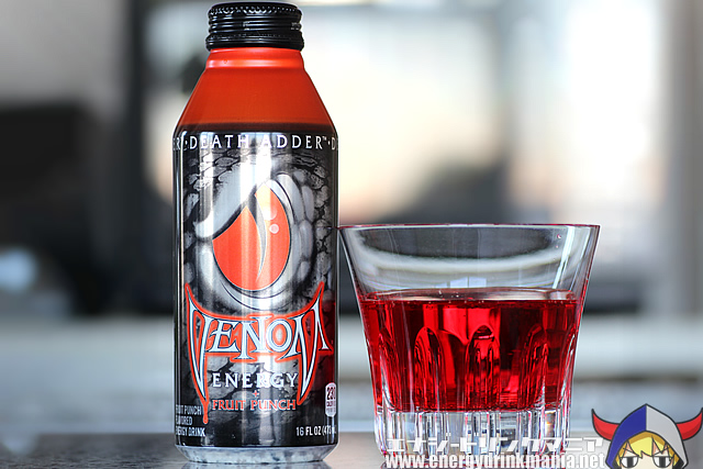 VENOM ENERGY DEATH ADDER