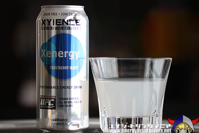 XYIENCE FROSTBERRY BLAST